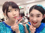 blog,   Takeuchi Akari,   Yanagawa Nanami,