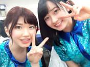 blog,   Morito Chisaki,   Takeuchi Akari,