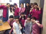 ANGERME,   Hello! Pro Egg,   Kamikokuryou Moe,   Kasahara Momona,   Katsuta Rina,   Kitagawa Ryo,   Kudo Yume,   Murota Mizuki,   Nakanishi Kana,   Oota Haruka,   Sasaki Rikako,   Takeuchi Akari,   Wada Ayaka,   Yamazaki Mei,