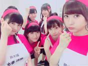 Fukumura Mizuki,   Haga Akane,   Ikuta Erina,   Makino Maria,   Nonaka Miki,   Ogata Haruna,
