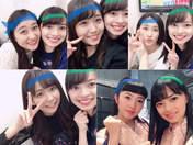 Aikawa Maho,   blog,   Kamikokuryou Moe,   Miyazaki Yuka,   Murota Mizuki,   Sasaki Rikako,   Wada Ayaka,