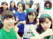 ANGERME,   blog,   Kamikokuryou Moe,   Kasahara Momona,   Katsuta Rina,   Miyazaki Yuka,   Murota Mizuki,   Nakanishi Kana,   Sasaki Rikako,   Takeuchi Akari,   Wada Ayaka,