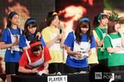 Ikuta Erina,   Kaga Kaede,   Katsuta Rina,   Miyazaki Yuka,   Murota Mizuki,   Takeuchi Akari,   Wada Ayaka,