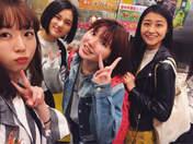 blog,   Katsuta Rina,   Sasaki Rikako,   Takeuchi Akari,   Wada Ayaka,