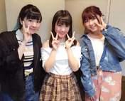 Ogata Risa,   Takeuchi Akari,   Yokoyama Reina,