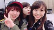 blog,   Murota Mizuki,   Nakanishi Kana,   Takeuchi Akari,