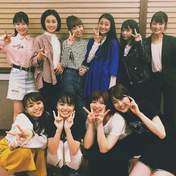 ANGERME,   Fukuda Kanon,   Kamikokuryou Moe,   Kasahara Momona,   Katsuta Rina,   Maeda Yuuka,   Murota Mizuki,   Nakanishi Kana,   Sasaki Rikako,   Takeuchi Akari,   Wada Ayaka,