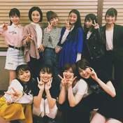 ANGERME,   Fukuda Kanon,   Kamikokuryou Moe,   Kasahara Momona,   Katsuta Rina,   Maeda Yuuka,   Murota Mizuki,   Nakanishi Kana,   Sasaki Rikako,   Takeuchi Akari,   Wada Ayaka,