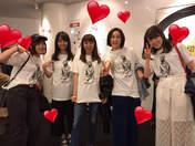 blog,   Kamikokuryou Moe,   Murota Mizuki,   Nakanishi Kana,   Sasaki Rikako,   Takeuchi Akari,