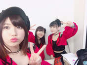 blog,   Kasahara Momona,   Nakanishi Kana,   Takeuchi Akari,