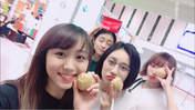 blog,   Murota Mizuki,   Sasaki Rikako,   Takeuchi Akari,   Wada Ayaka,