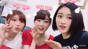 blog,   Nakanishi Kana,   Sasaki Rikako,   Takeuchi Akari,