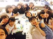ANGERME,   Funaki Musubu,   Kamikokuryou Moe,   Kasahara Momona,   Katsuta Rina,   Kawamura Ayano,   Murota Mizuki,   Nakanishi Kana,   Sasaki Rikako,   Takeuchi Akari,   Wada Ayaka,   Yamaki Risa,