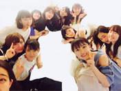 ANGERME,   Funaki Musubu,   Kamikokuryou Moe,   Kasahara Momona,   Katsuta Rina,   Kawamura Ayano,   Murota Mizuki,   Nakanishi Kana,   Ozeki Mai,   Sasaki Rikako,   Takeuchi Akari,   Wada Ayaka,   Yamaki Risa,