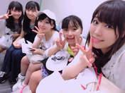 blog,   Fukumura Mizuki,   Kiyono Momohime,   Maeda Kokoro,   Nishida Shiori,   Takase Kurumi,