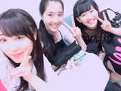 blog,   Fukumura Mizuki,   Horie Kizuki,   Ichioka Reina,