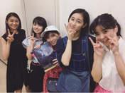 blog,   Kamikokuryou Moe,   Sasaki Rikako,   Takeuchi Akari,   Tamura Meimi,   Wada Ayaka,