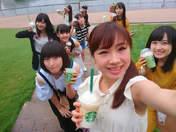 blog,   Fukumura Mizuki,   Haga Akane,   Iikubo Haruna,   Ikuta Erina,   Ishida Ayumi,   Kudo Haruka,   Morito Chisaki,   Nonaka Miki,   Yokoyama Reina,
