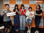 Kanazawa Tomoko,   Miyazaki Yuka,   Takeuchi Akari,