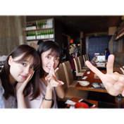 """Kamei Eri,   Kusumi Koharu,   """"Li Chun, Junjun"""","""