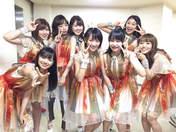 Kamikokuryou Moe,   Kasahara Momona,   Katsuta Rina,   Kudo Haruka,   Murota Mizuki,   Nakanishi Kana,   Takeuchi Akari,   Wada Ayaka,
