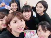 Danbara Ruru,   Kamikokuryou Moe,   Nakanishi Kana,   Sasaki Rikako,   Takeuchi Akari,   Wada Ayaka,