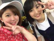 blog,   Funaki Musubu,   Takeuchi Akari,