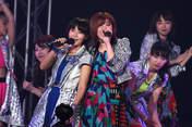 Arai Manami,   Furukawa Konatsu,   Katsuta Rina,   Nakanishi Kana,   Saho Akari,   Takeuchi Akari,
