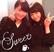 blog,   Nonaka Miki,   Sayashi Riho,