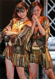 Hamaura Ayano,   Ogawa Rena,