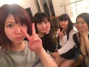 blog,   Funaki Musubu,   Kawamura Ayano,   Sasaki Rikako,   Takeuchi Akari,