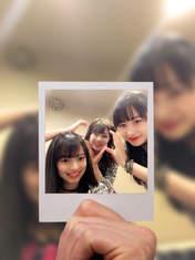 blog,   Kamikokuryou Moe,   Kasahara Momona,   Nakanishi Kana,