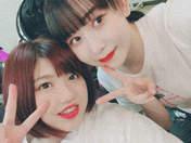 blog,   Kasahara Momona,   Takeuchi Akari,