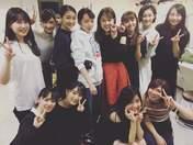 ANGERME,   Funaki Musubu,   Kamikokuryou Moe,   Kasahara Momona,   Katsuta Rina,   Kawamura Ayano,   Murota Mizuki,   Nakanishi Kana,   Sasaki Rikako,   Sudou Maasa,   Takeuchi Akari,   Tamura Meimi,   Wada Ayaka,
