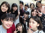 ANGERME,   Funaki Musubu,   Kamikokuryou Moe,   Kasahara Momona,   Katsuta Rina,   Kawamura Ayano,   Kumai Yurina,   Murota Mizuki,   Nakanishi Kana,   Sasaki Rikako,   Takeuchi Akari,   Wada Ayaka,