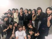 ANGERME,   blog,   Funaki Musubu,   Kamikokuryou Moe,   Kasahara Momona,   Katsuta Rina,   Kawamura Ayano,   Murota Mizuki,   Nakajima Saki,   Nakanishi Kana,   Sasaki Rikako,   Shimizu Saki,   Sudou Maasa,   Takase Kurumi,   Takeuchi Akari,   Tokunaga Chinami,   Wada Ayaka,   Yajima Maimi,