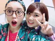 blog,   Nakajima Saki,   Takeuchi Akari,