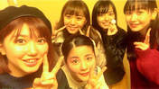 blog,   Kamikokuryou Moe,   Kasahara Momona,   Murota Mizuki,   Takeuchi Akari,   Tamura Meimi,