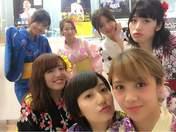 Arai Manami,   Furukawa Konatsu,   Mori Saki,   Saho Akari,   Satou Ayano,   Sekine Azusa,   Sengoku Minami,   UpFront Girls,