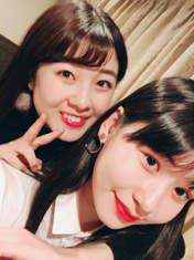 blog,   Kasahara Momona,   Nakanishi Kana,