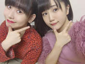 blog,   Funaki Musubu,   Kasahara Momona,