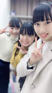 Hibi Marina,   Maeda Kokoro,   Yamazaki Yuhane,
