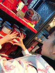 blog,   Katsuta Rina,