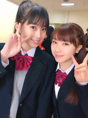 blog,   Ishida Ayumi,   Makino Maria,
