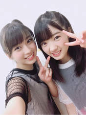 blog,   Makino Maria,   Yamagishi Riko,