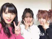 Michishige Sayumi,   Takahashi Ai,   Tanaka Reina,