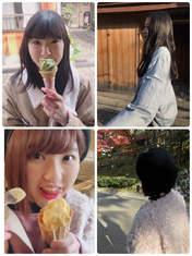 blog,   Kawamura Ayano,   Sasaki Rikako,   Takeuchi Akari,   Wada Ayaka,