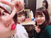 blog,   Kamikokuryou Moe,   Katsuta Rina,   Nakanishi Kana,   Takeuchi Akari,