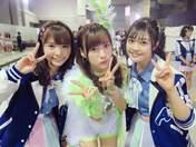 Fuchigami Mai,   Ikuta Erina,   Motomura Aoi,