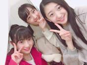 Akiyama Mao,   blog,   Danbara Ruru,   Yanagawa Nanami,